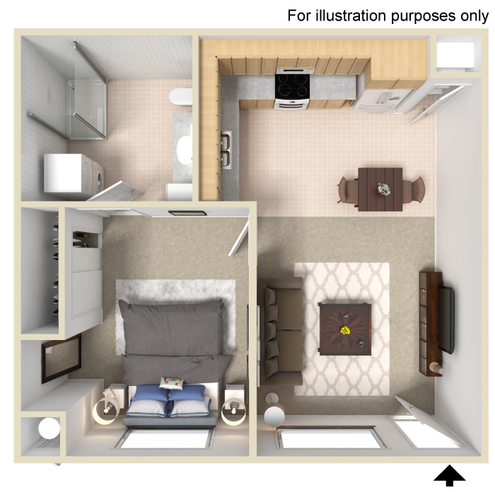 Cheap Apartments In Fresno Ca: Senior Apartment Community And Housing In Fresno