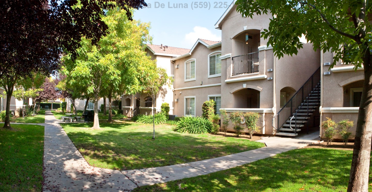 Apartments in Fresno for rent offering 1- 3 bedroom
